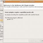 NetBeans 6.5 JavaFX