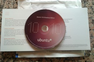 Ubuntu 10.10 Desktop Edition - CD Request - 2
