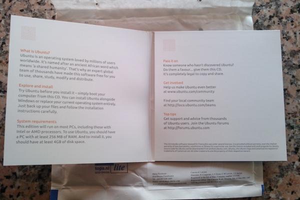 Ubuntu 10.10 Desktop Edition - CD Request - 4